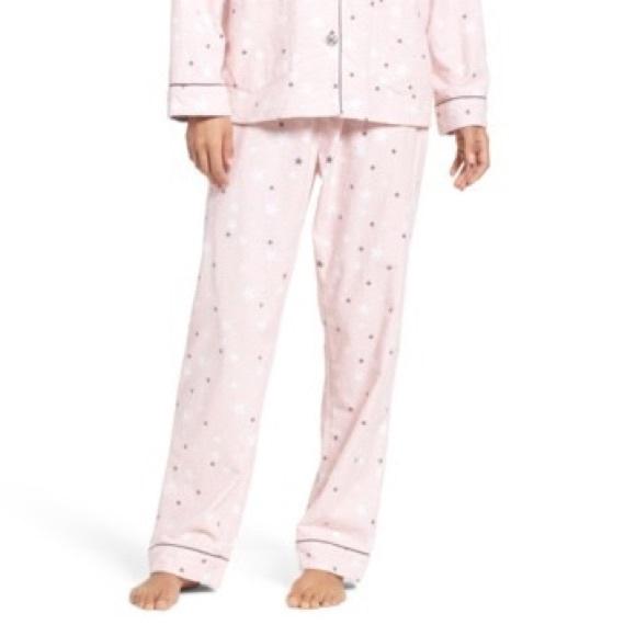 81effe1a31b5 PJ Salvage Intimates & Sleepwear | Womens Pink Star Print Pajama ...